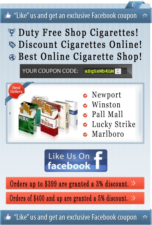 Buy online cigarettes free shipping